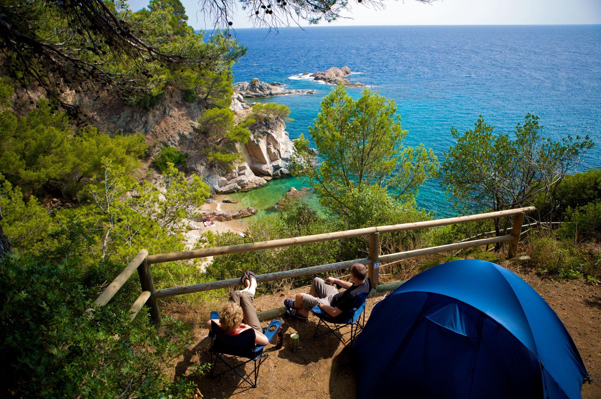 Campsites in Girona–Costa Brava – Cool Camping