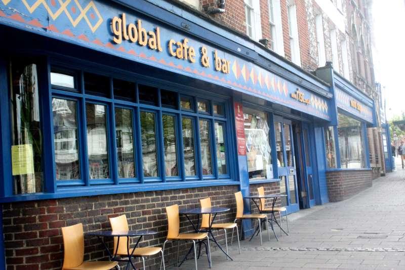 Global Café & Bar