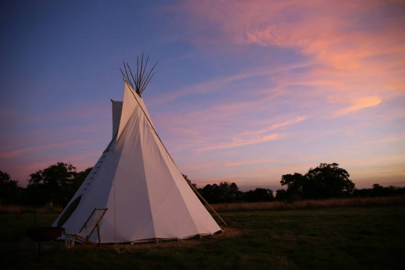 Indian Summer Tipis Salle Moor Hall Farm, Wood Dalling Road, Salle, Norwich NR10 4SB