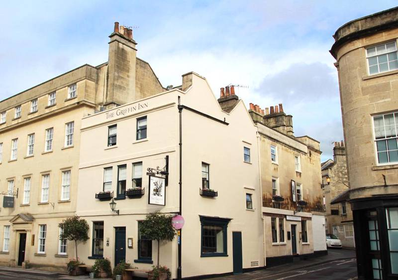 The Griffin Inn Beauford Square Bath Somerset BA1 2AP