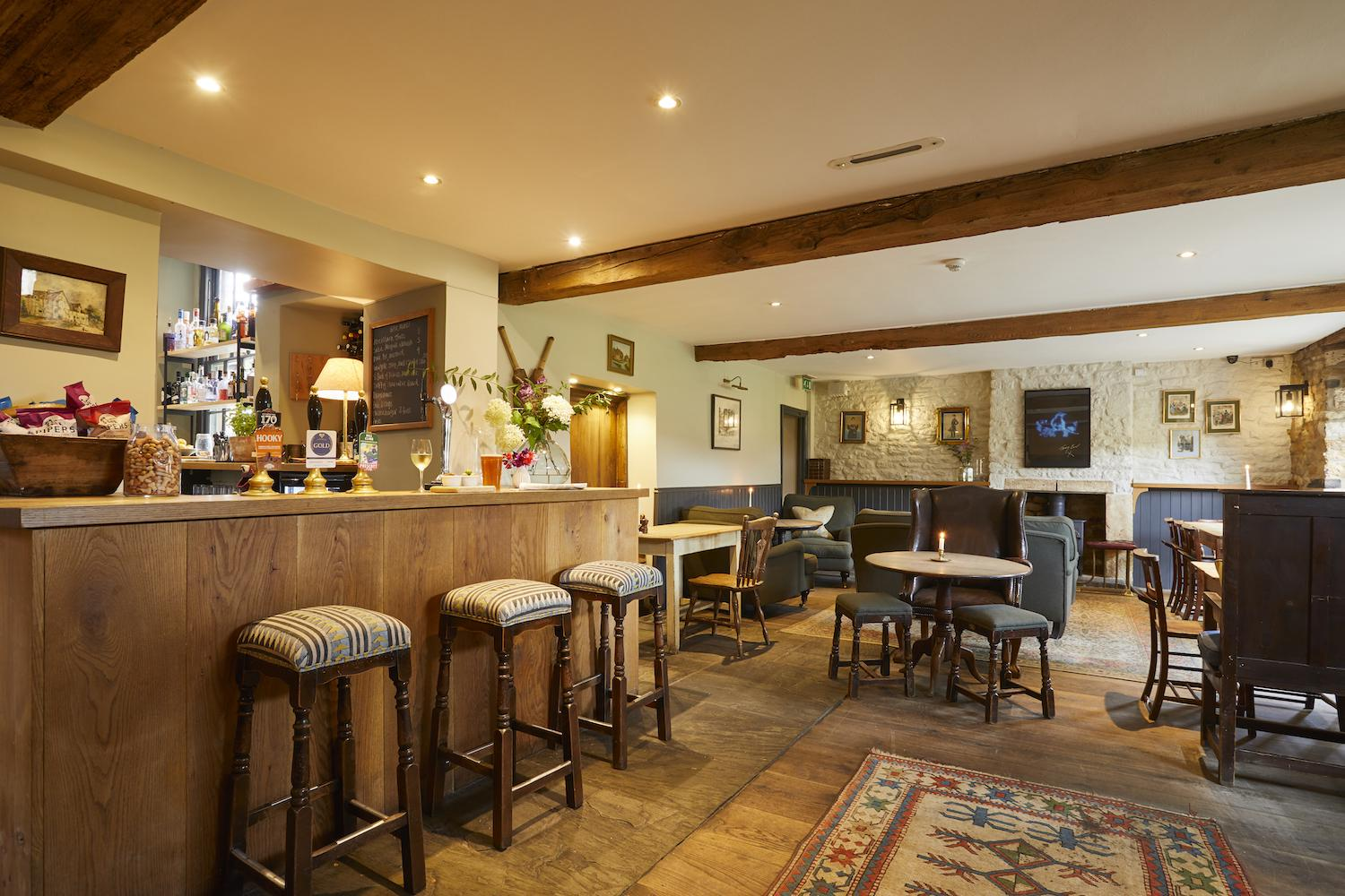 Pubs with Rooms in The Cotswolds