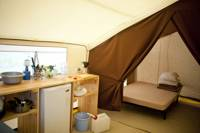 Classic IV Wood & Canvas Tent
