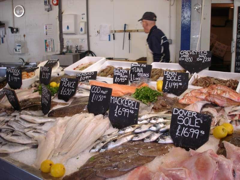 St Augustine's Fish Market