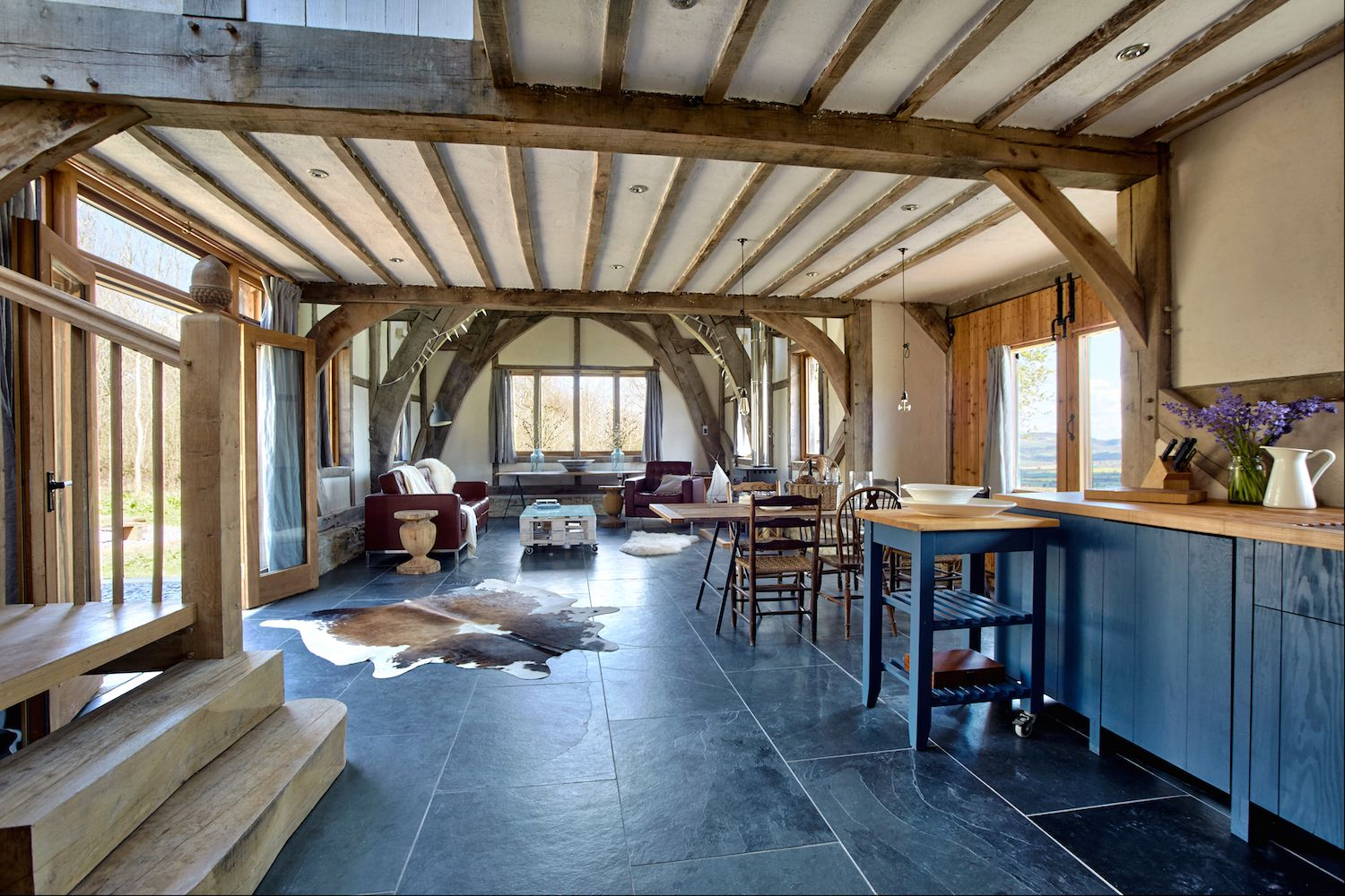 Self-Catering in Herefordshire holidays at Cool Places
