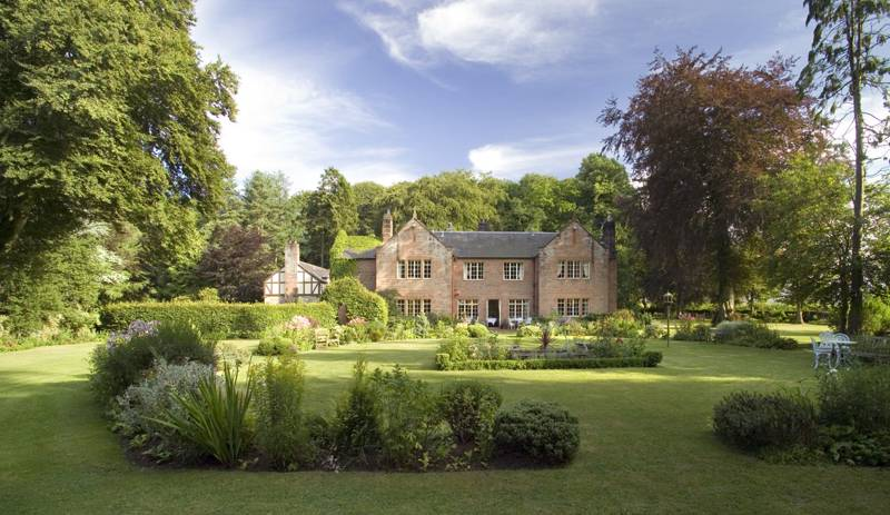 Win an Overnight Stay at Trigony House Hotel & Garden Spa