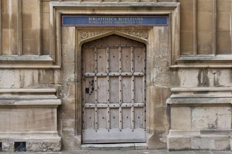 Bodleian Library and Radcliffe Camera