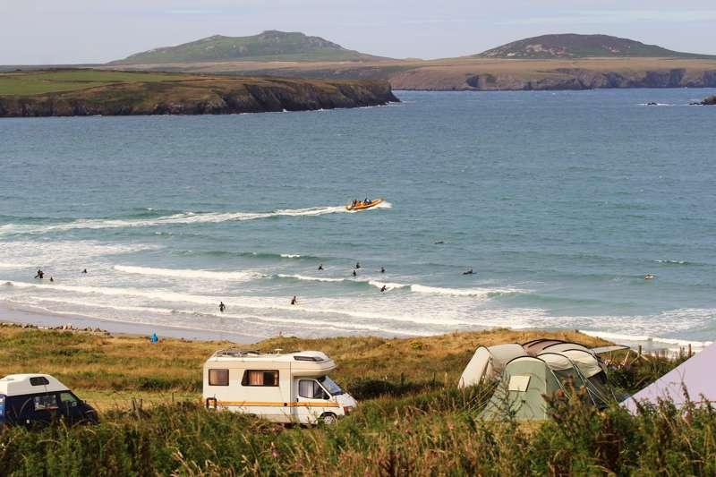 The great camping debate: Tent Vs Campervan