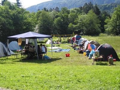 Camping Zellersee Zellerseeweg 3 83259 Schleching-Mettenham, Bavaria, Germany