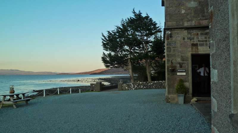 Sconser Lodge Hotel Sconser, Isle of Skye