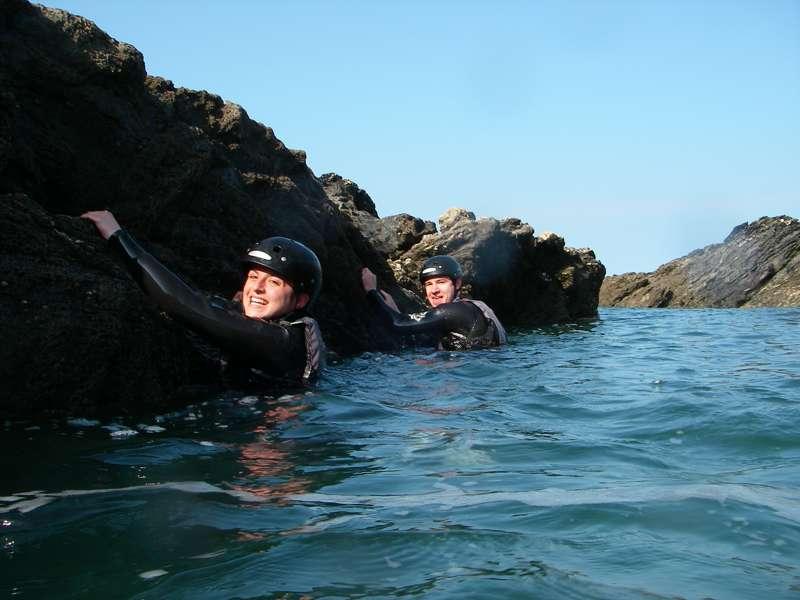 Coasteering Newquay