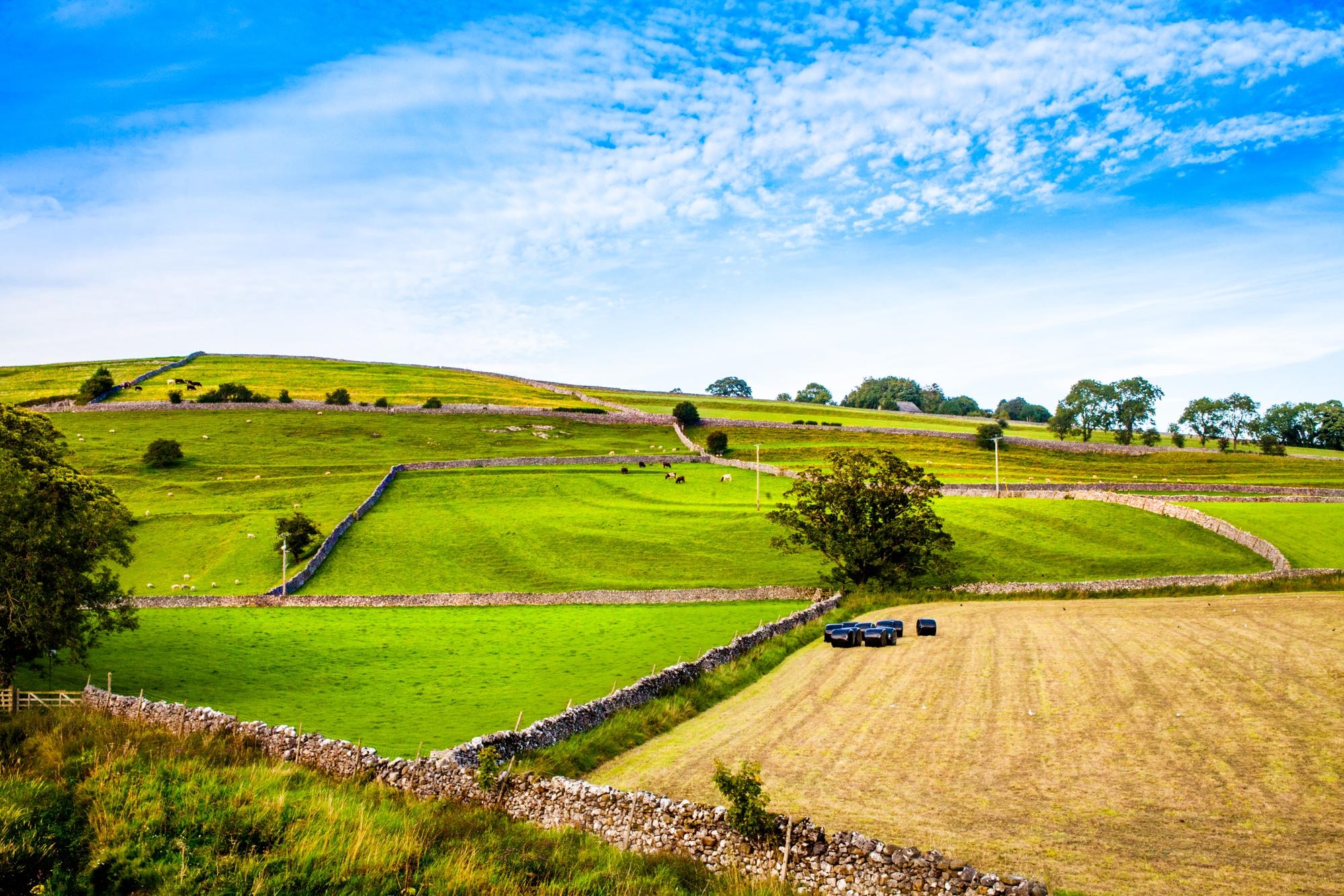 Hawes Camping | Campsites in Hawes, North Yorkshire