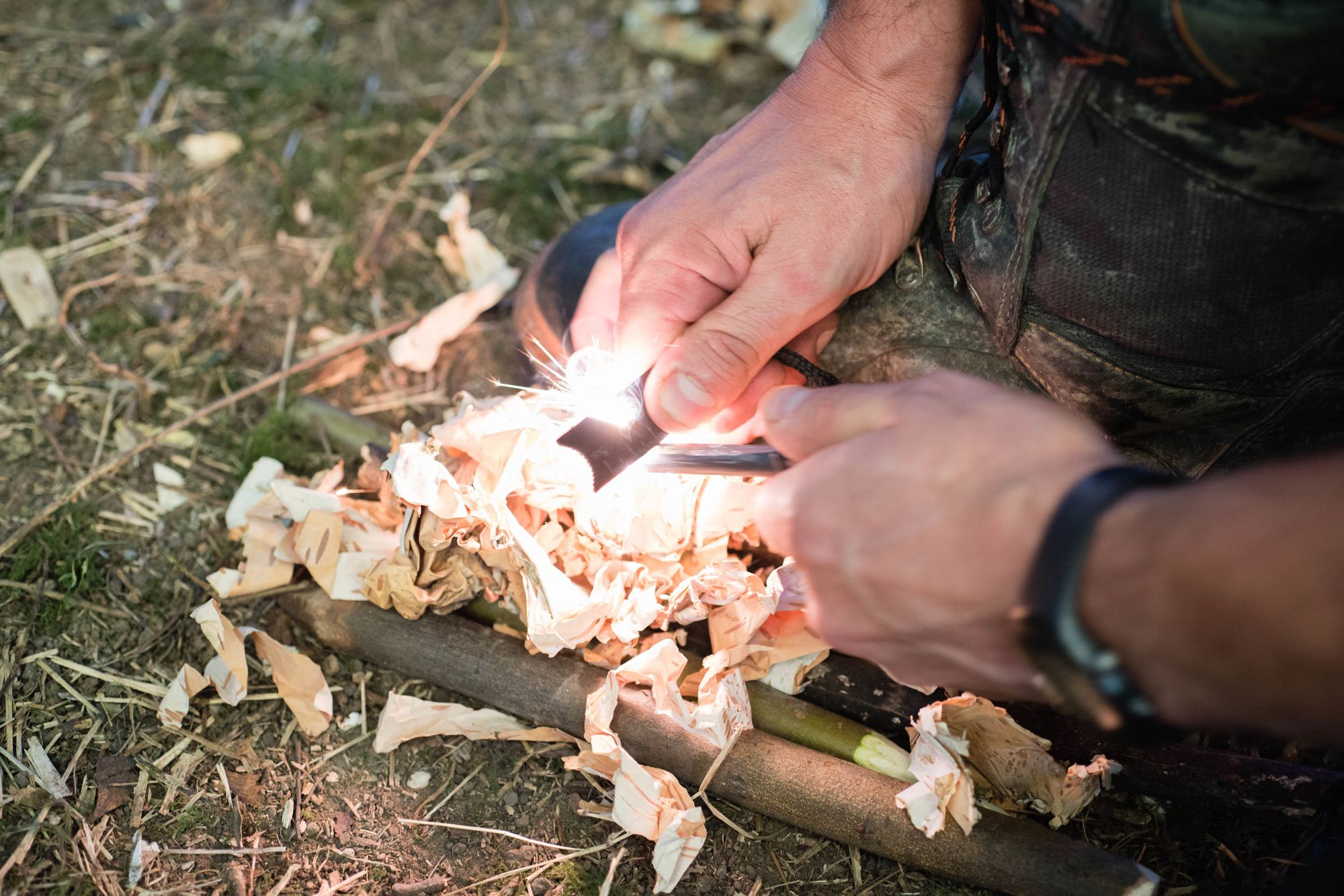 Campfire-friendly campsites in Suffolk - Campfires Allowed