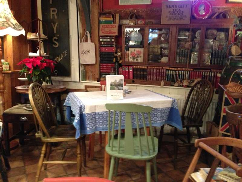 Loddon Mill Vintage Tea Rooms and Collectables