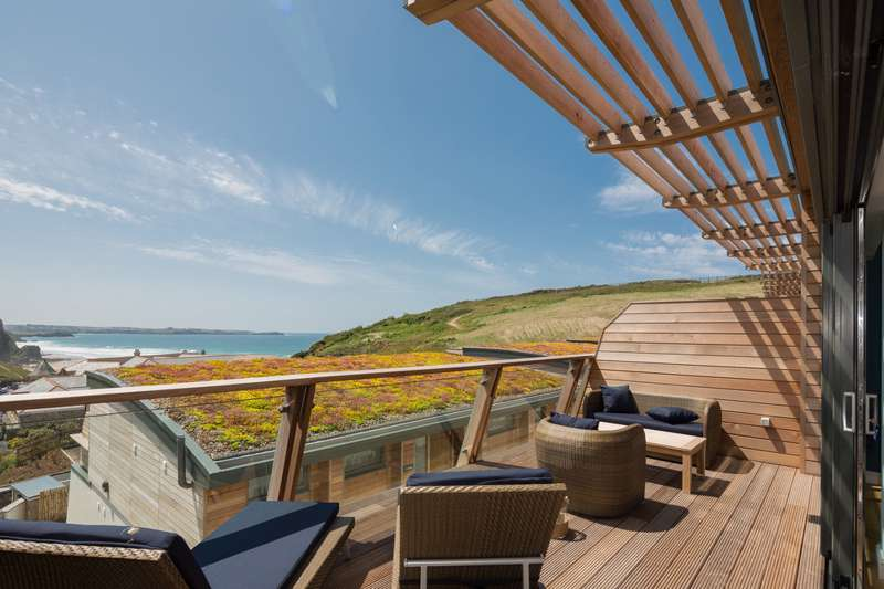 Seaside cottages