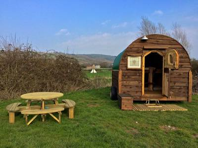 Shepherd's Hut Peter Rabbit
