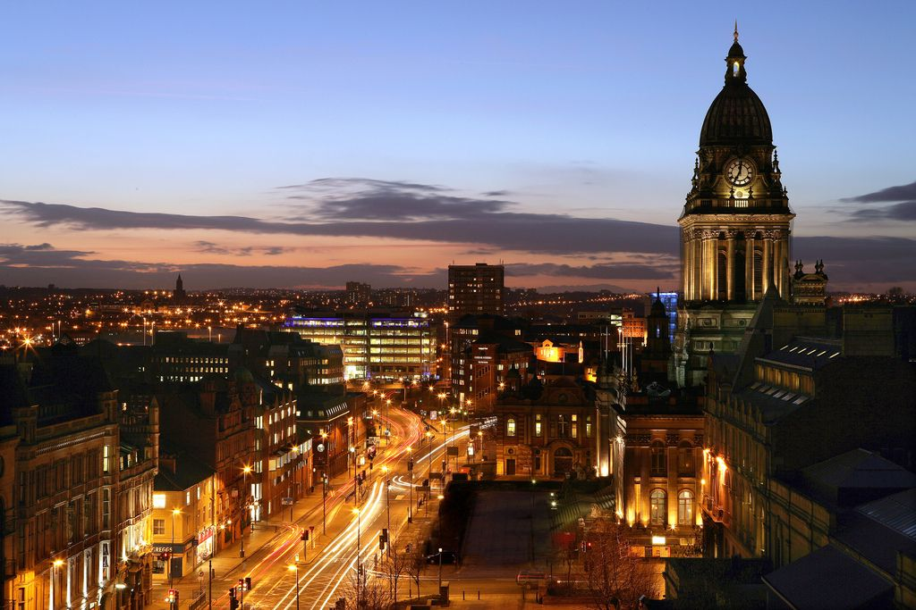 Hotels, B&Bs & Self-Catering in Leeds