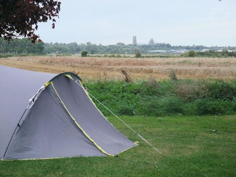 Campsites in Cambridgeshire