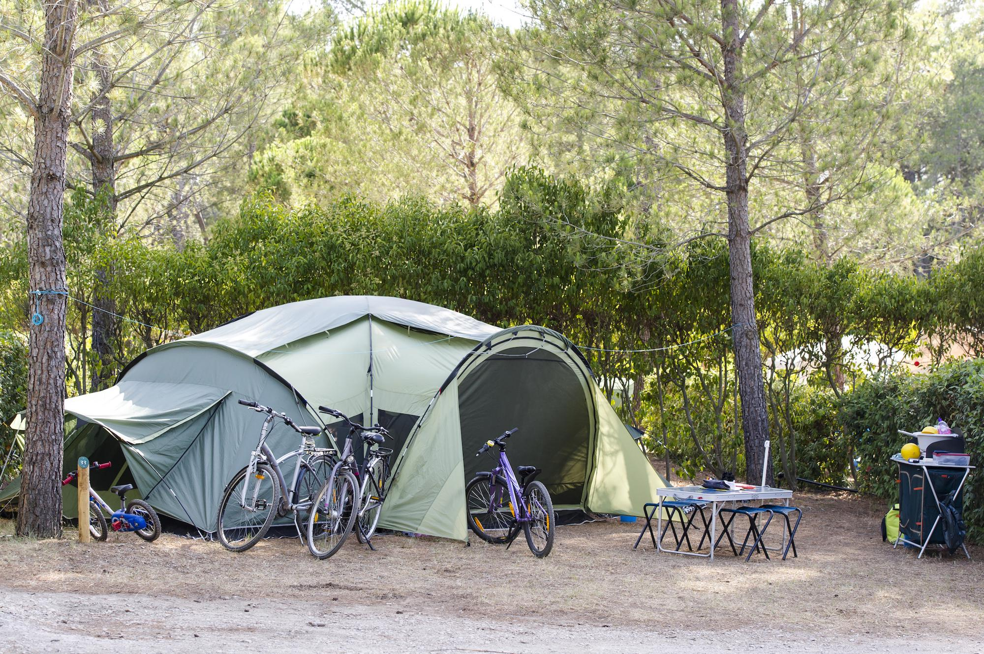 35 Using electricity in your tent The
