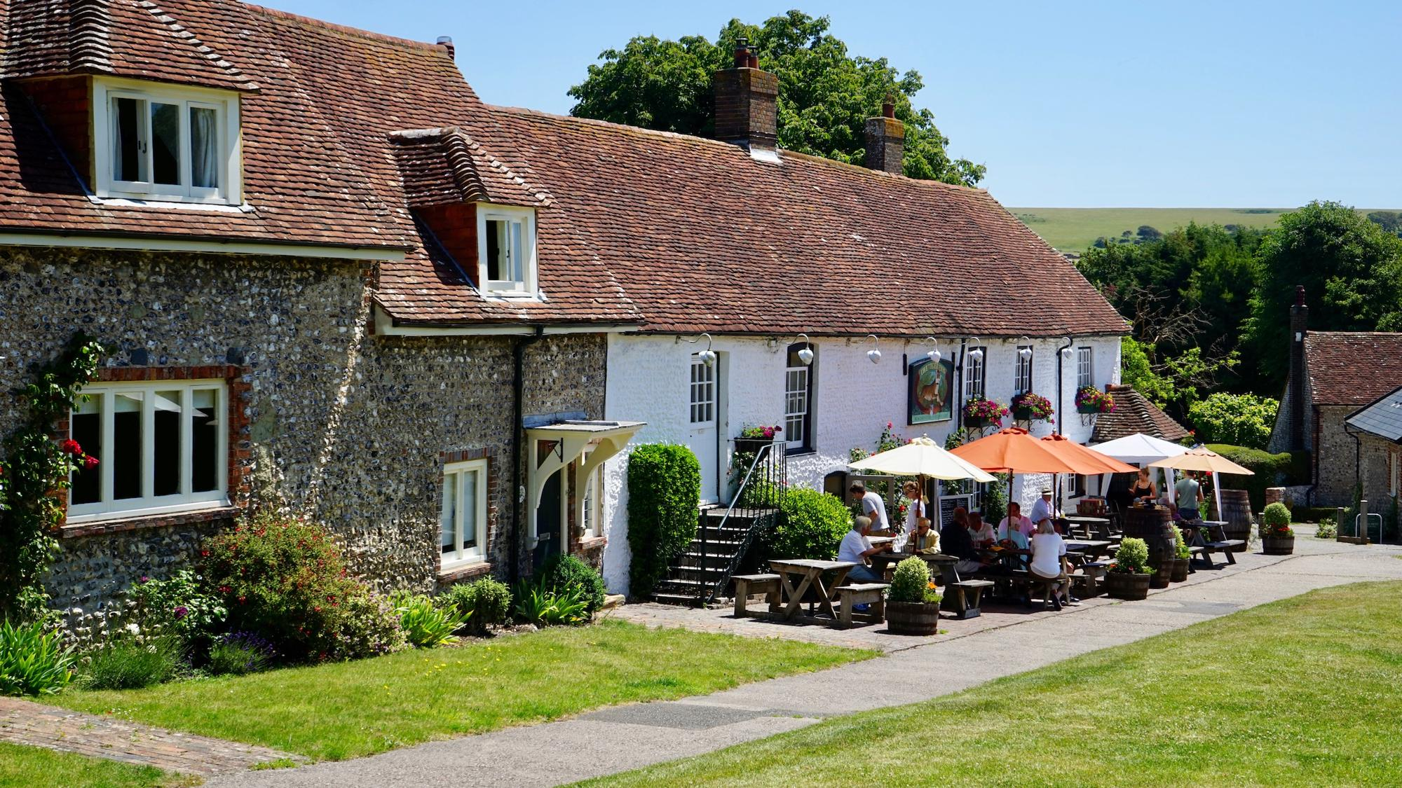 Pubs with camping - best pub campsites in the UK