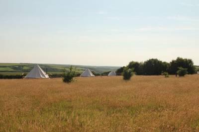 Bell Tents in Devon – The best bell tent holidays in Devon