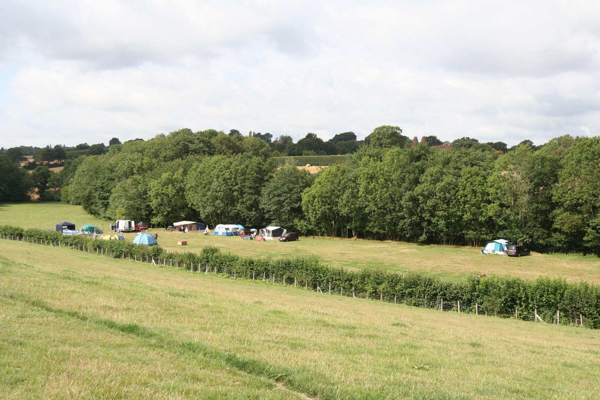 Campsites on the Weald | High Weald Camping Sites
