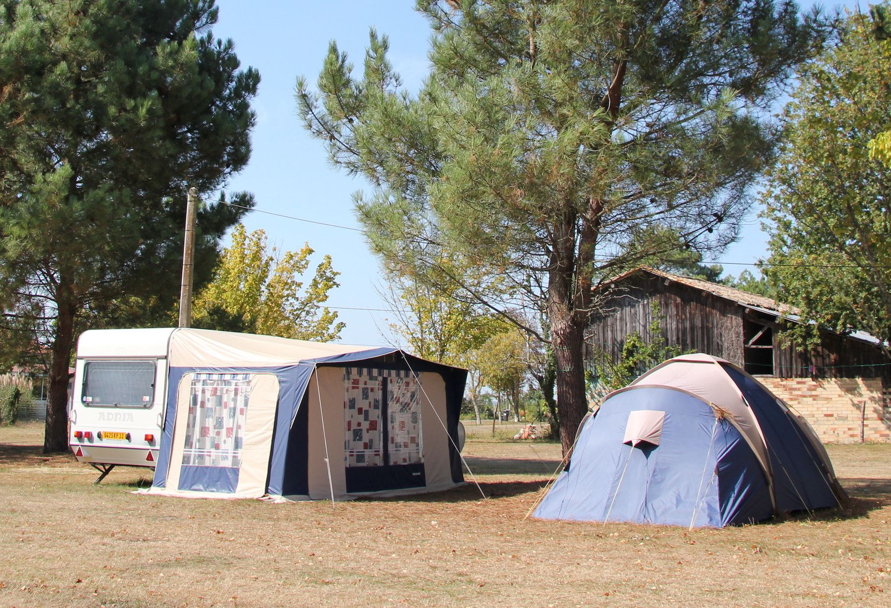 Campsites by the Atlantic Coast – Coastal Camping & Seaside Holidays in West France
