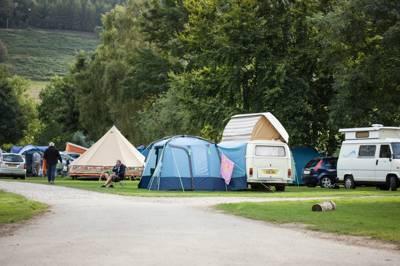 Masons Campsite Ainhams House, Appletreewick, Skipton, BD23 6DD