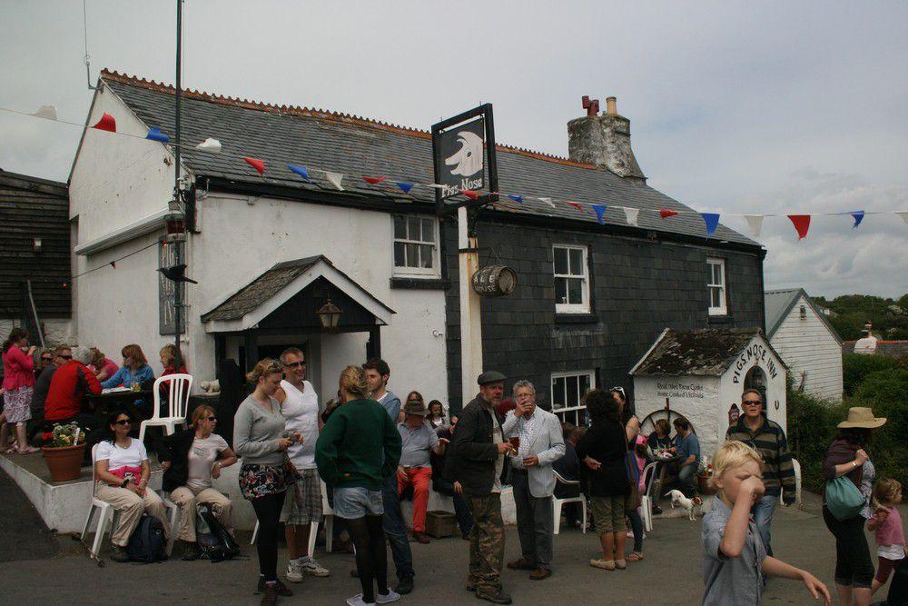 The Pig's Nose Inn