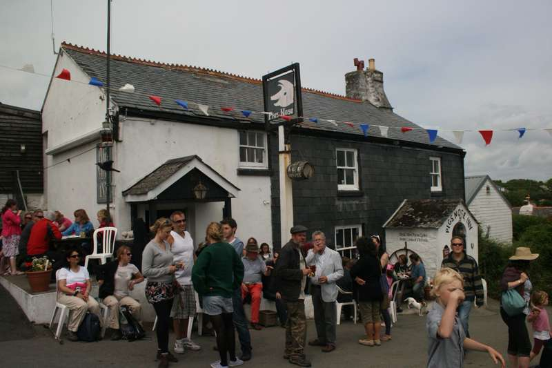 The Pig's Nose Inn
