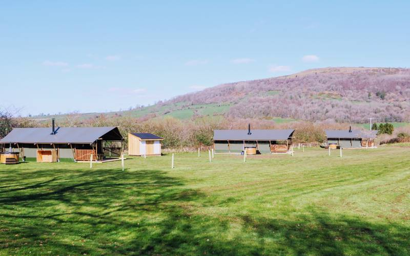 Gilestone Leisure Gilestone Farm, Station Road, Talybont, Brecon, Powys LD3 7JE