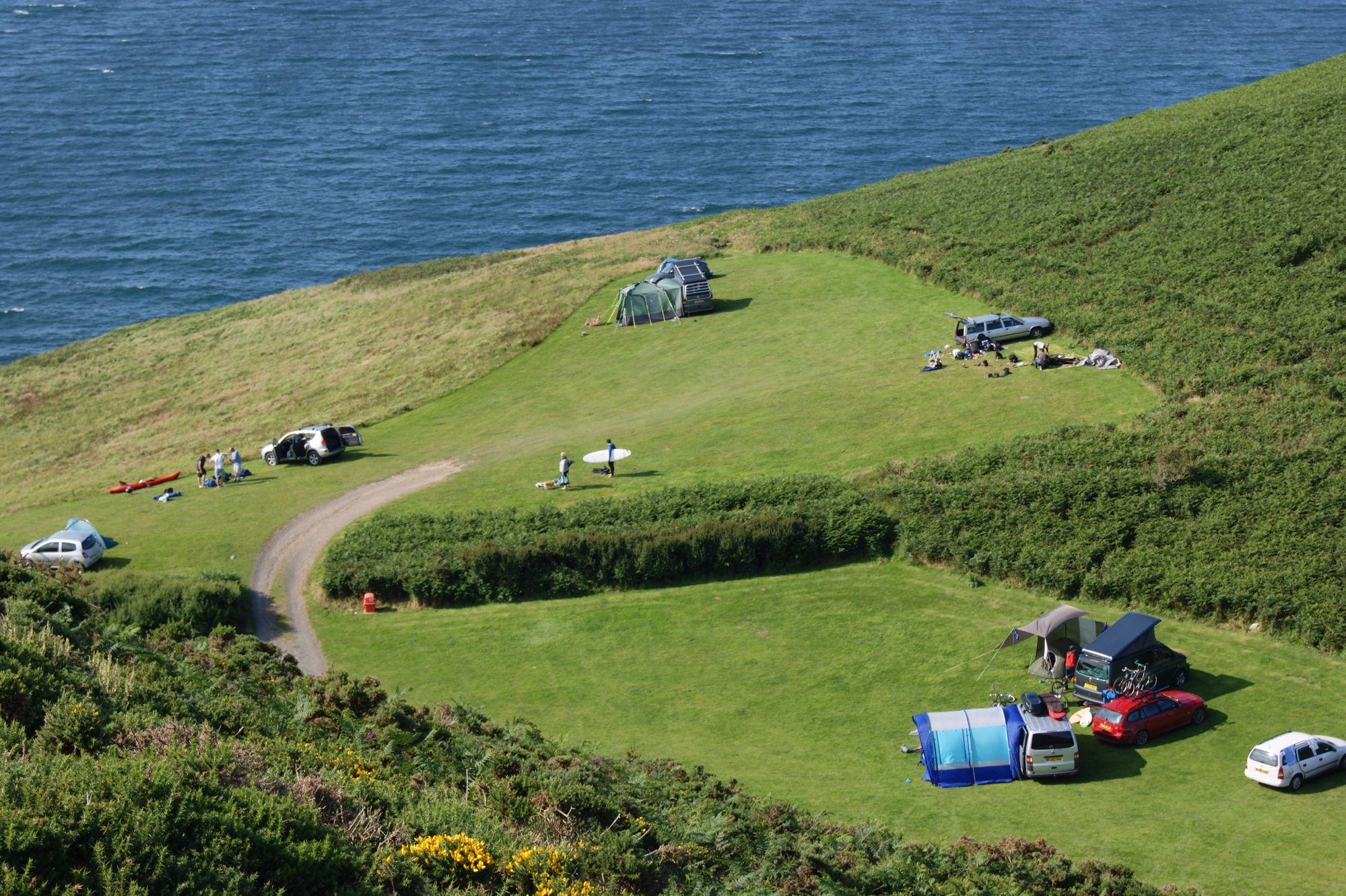 Pwllheli Camping | Campsites in Pwllheli, North Wales
