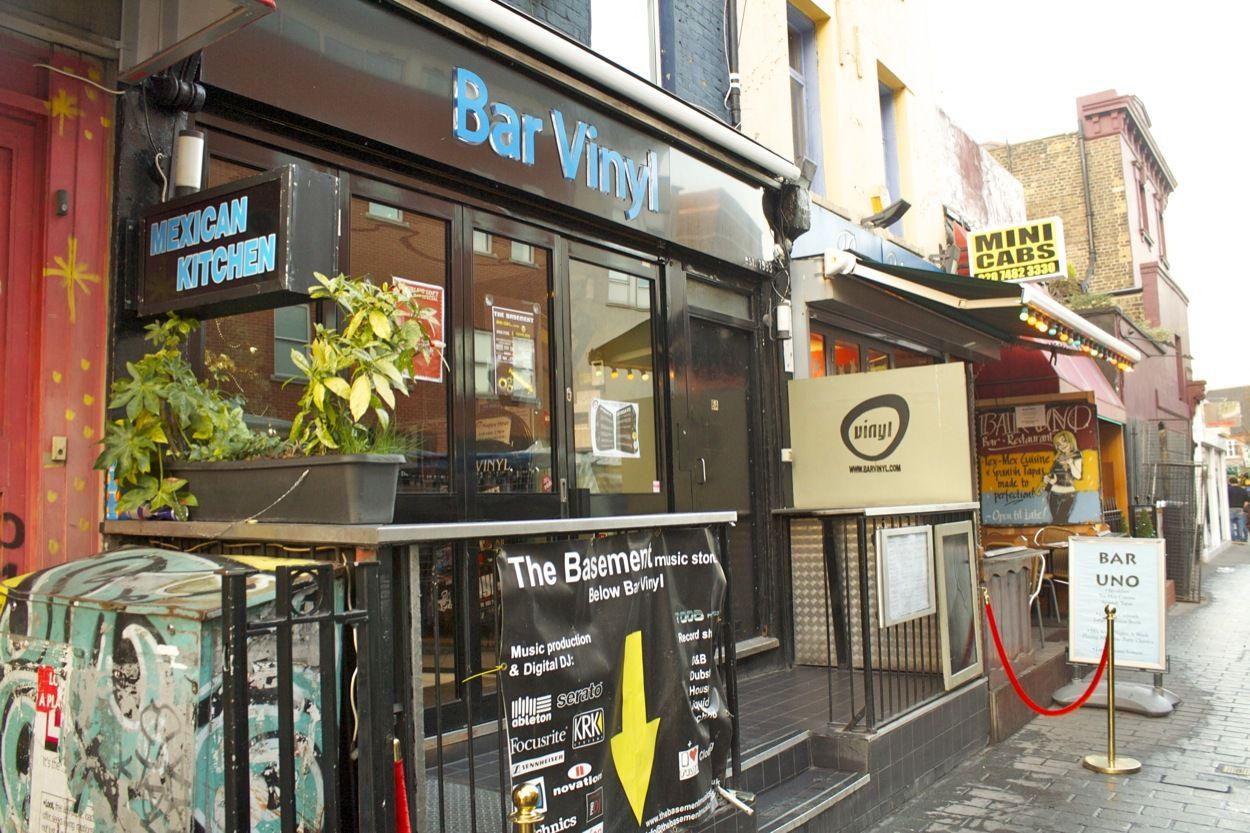 Bar Vinyl