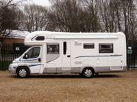 Campervan/motorhome pitch