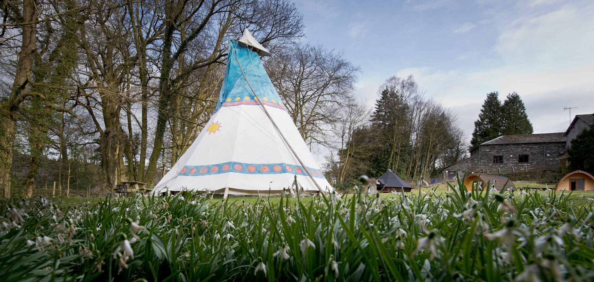 YHA Glamping – Glampsites in the UK - Cool Places to Stay in the UK