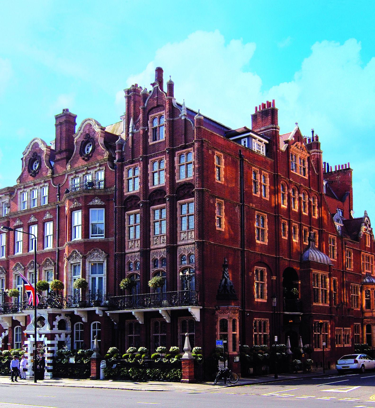 London Hotel Kensington Gardens: The Milestone Hotel, Kensington