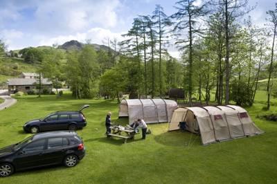 Eskdale Campsite Eskdale Campsite, Boot, Holmrook, Cumbria, CA19 1TH