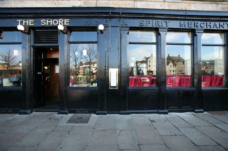 The Shore Bar & Restaurant