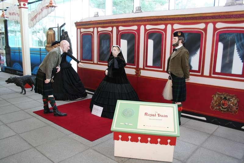 Ballater Royal Railway Station