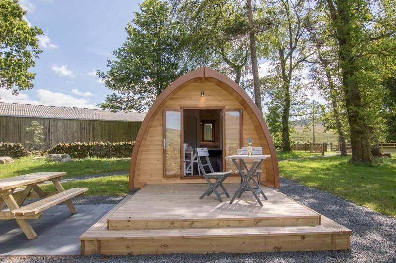 Lake District Pod