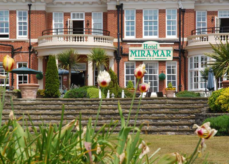 Miramar Hotel East Overcliff Drive Bournemouth BH1 3AL