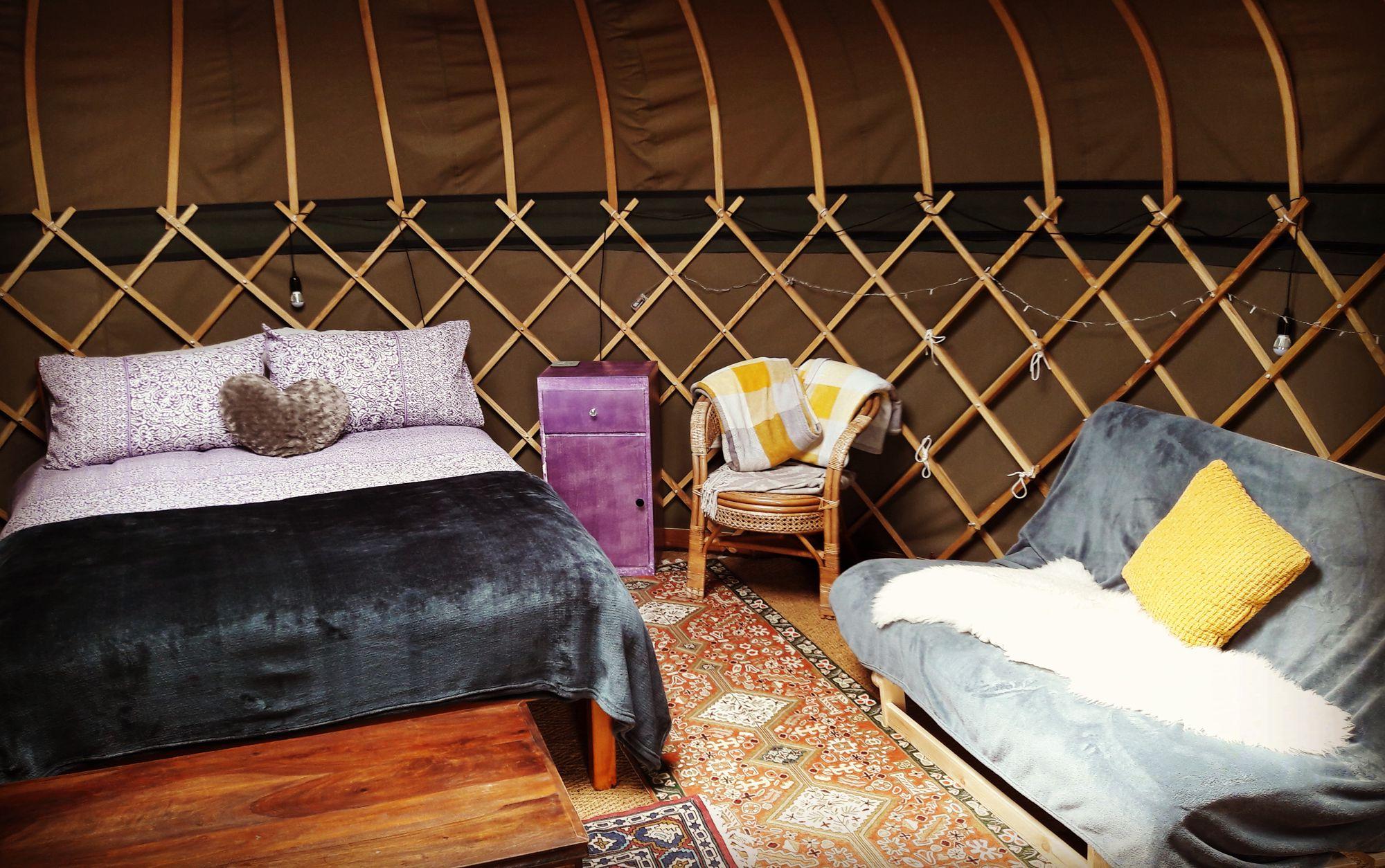 Campden Yurts
