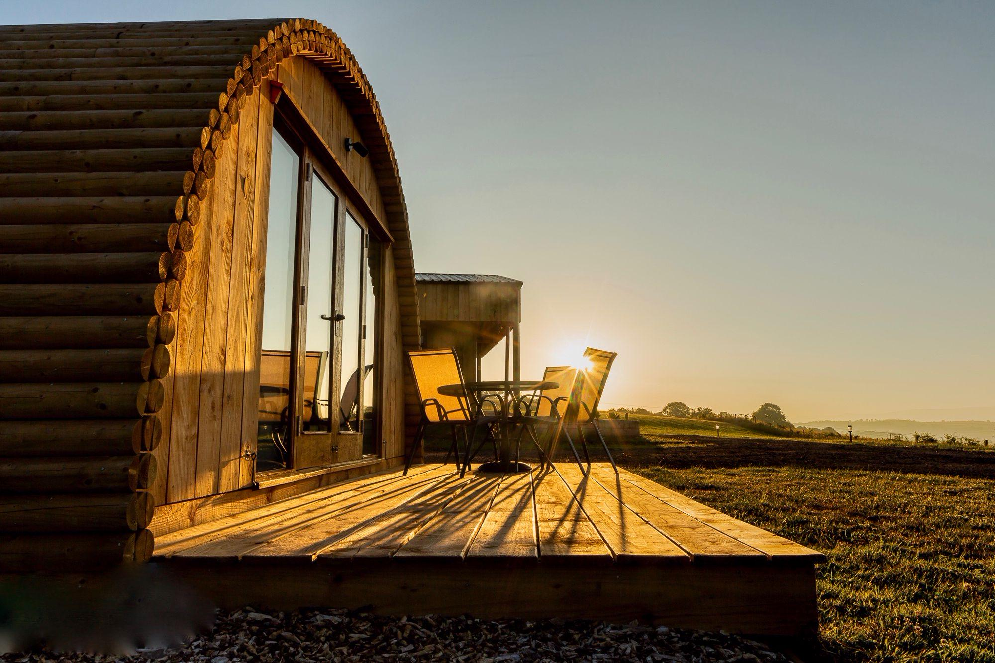 Pods in Powys – The Best Pod Glamping in Powys