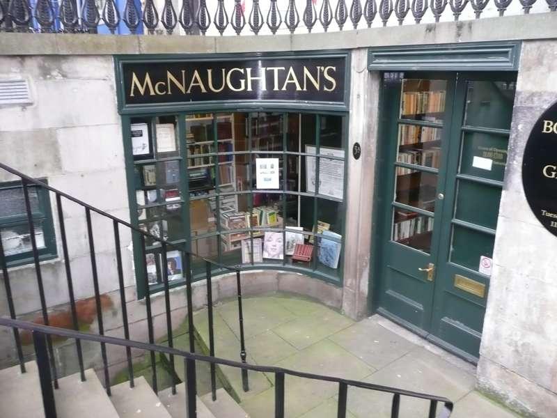 McNaughtan's Bookshop