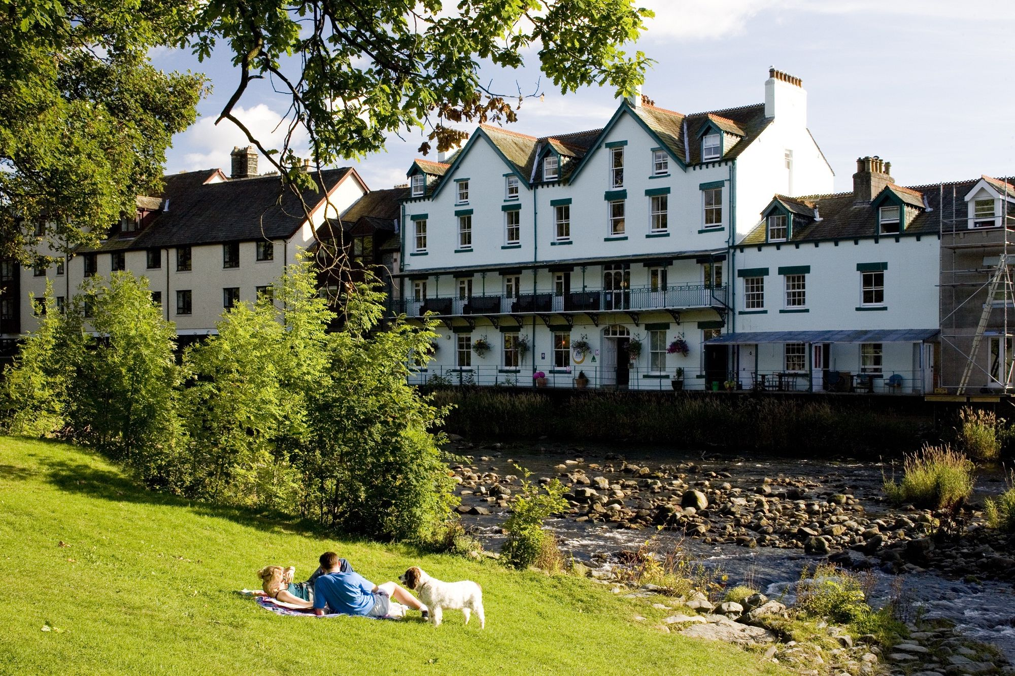 Hostels in Cumbria holidays at Cool Places