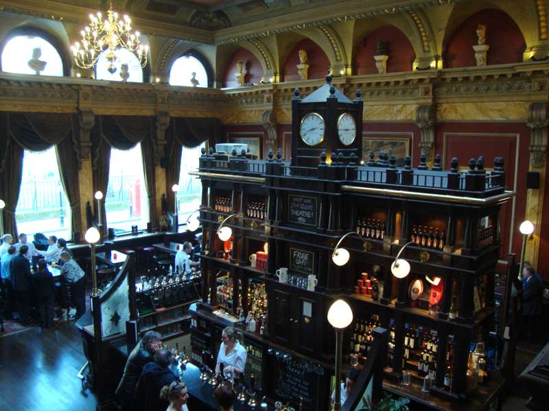 The Old Joint Stock Pub & Theatre