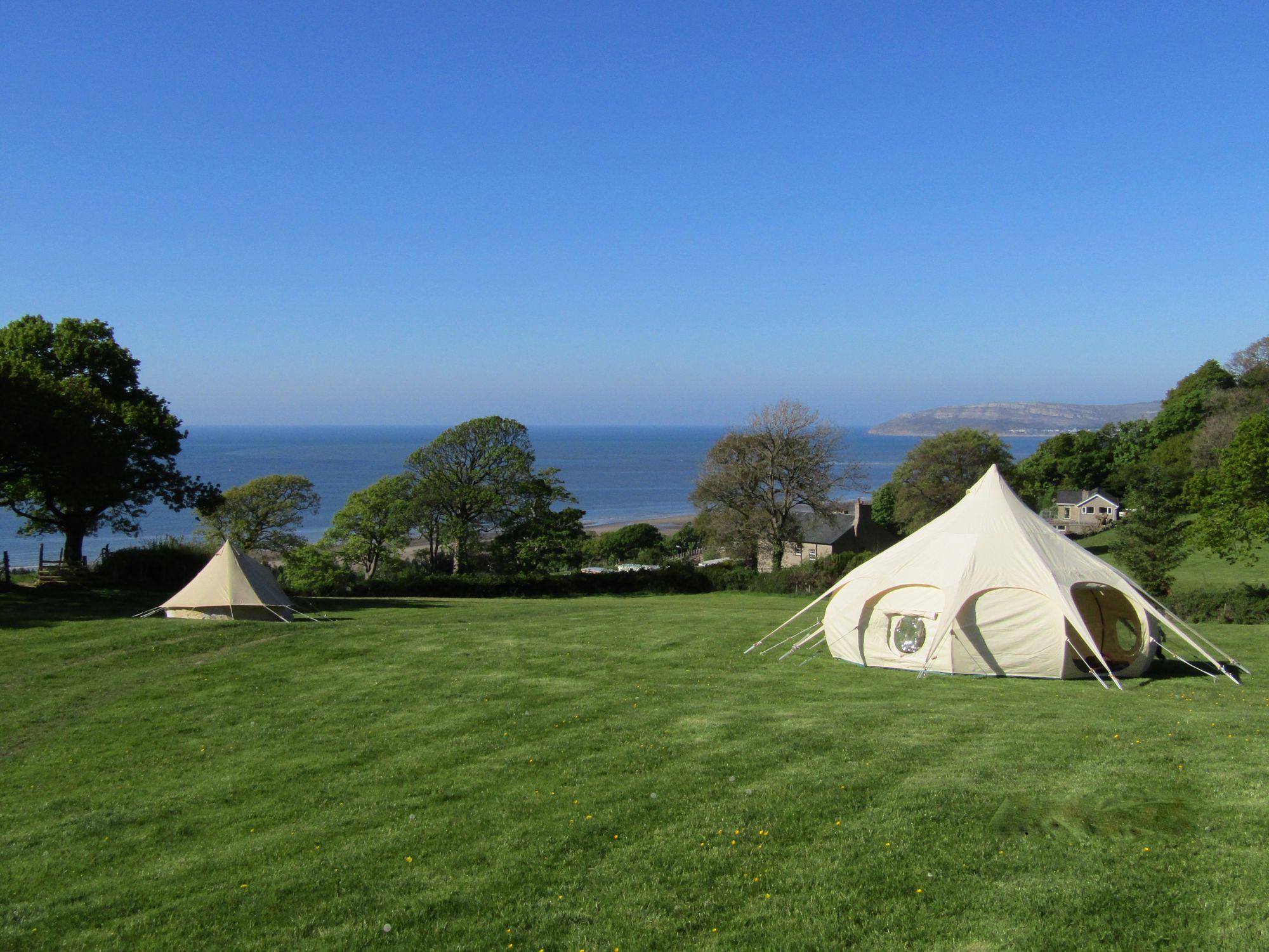 Trwyn Yr Wyfla Camping