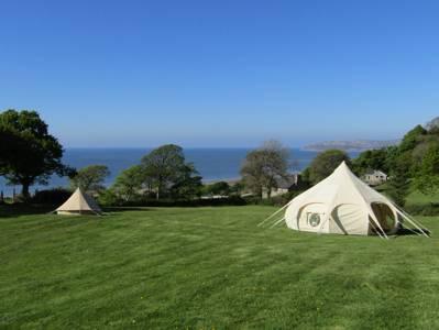Trwyn Yr Wylfa Camping Trwyn-Yr-Wylfa, Conway Old Road, Penmaenmawr, Conwy LL34 6SF