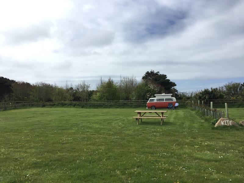 Kite Camping or Motorhome Pitch (EHU)