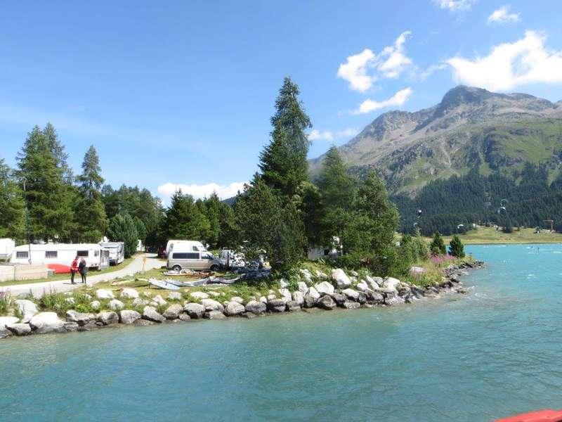 Camping Silvaplana Camping Silvaplana, Via Boscha 15, 7513 Silvaplana, Switzerland