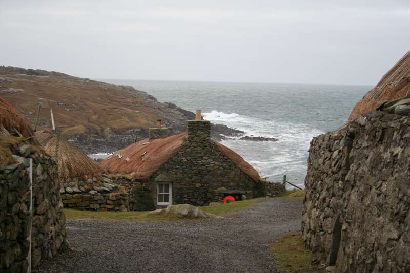Gearrannan Blackhouse Village 5a Gearrannan Carloway Isle of Lewis HS2 9AL